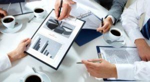 plan de negocios - gráficos